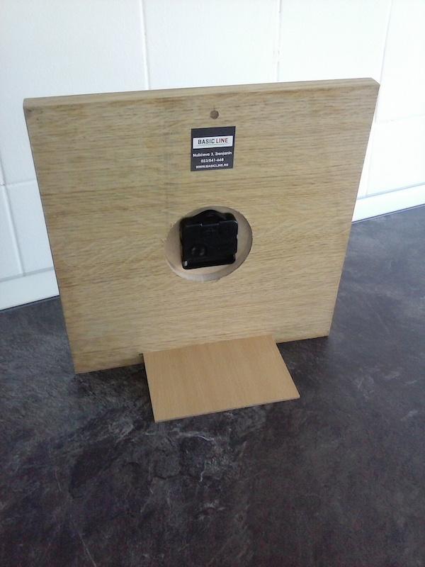 Zidni satovi promo materijal cena 00005