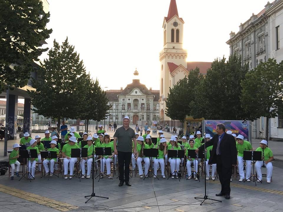 Duvacki orkestar begej fest