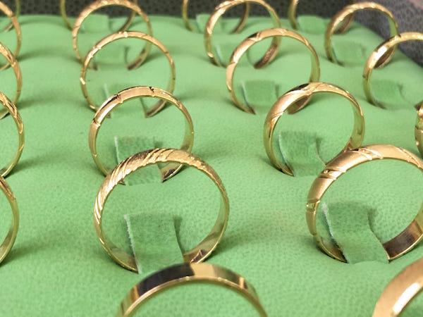 burme zlatne srebrne najniza cena 00015