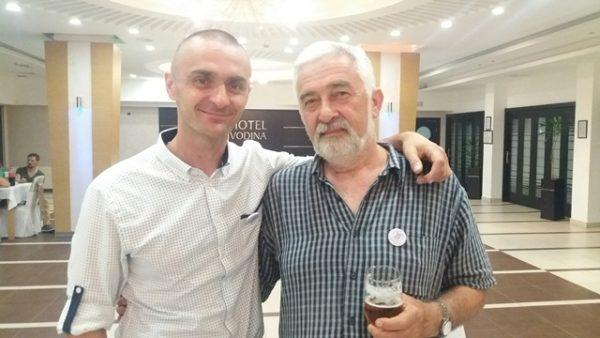 Organizatori: Dragan Todorović i profesor Rako Tomović