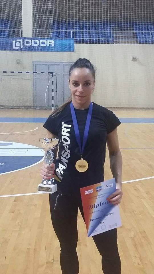 Aleksandra Aranitović