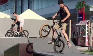 BMX aviv park