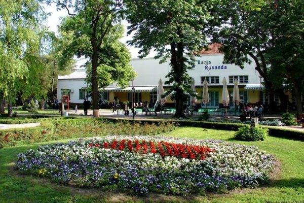 Banja Rusanda, Melenci