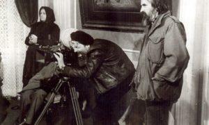 Fotografija sa snimanja filma Trofej (1979), NMZ