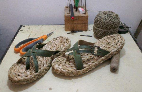 rogoz-papuce-zelene