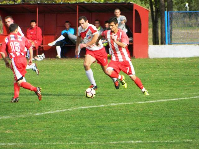 Borac (A) - FK Proleter 2006.....Foto: Dejan Meler