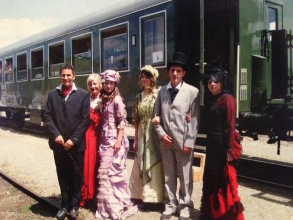 Svečani voz - Romantika na pruzi Kikinda - Zrenjanin (2003)