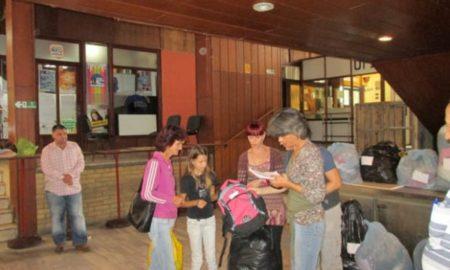 Humanitarna pomoc I love Zrenajnin-samohrani roditelji
