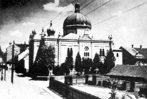 Sinagoga u Velikom Bečkereku