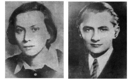 Ruža Šulman i Koča Kolarov