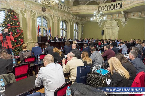 sednica Skupštine grada Zrenjanina 1