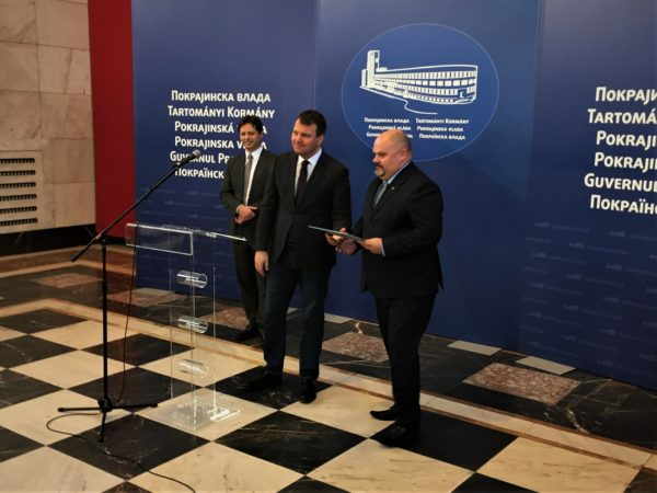 Igor Mirović i Čedomir Janjić