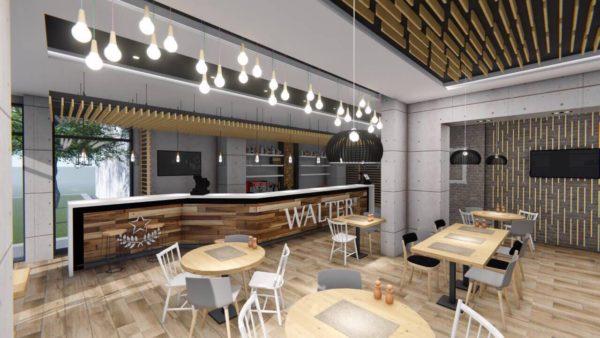 restoran Walter Pupinova