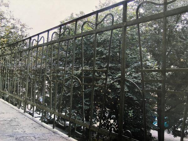 palata dunđerski ograda