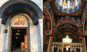 Hram Svetog Nikolaja Zeleno polje