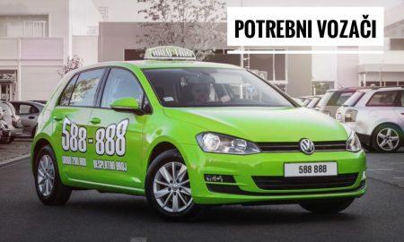 zeleni halo taksi zrenjanin