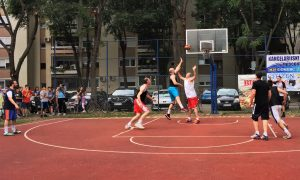 turnir basket 4. jul