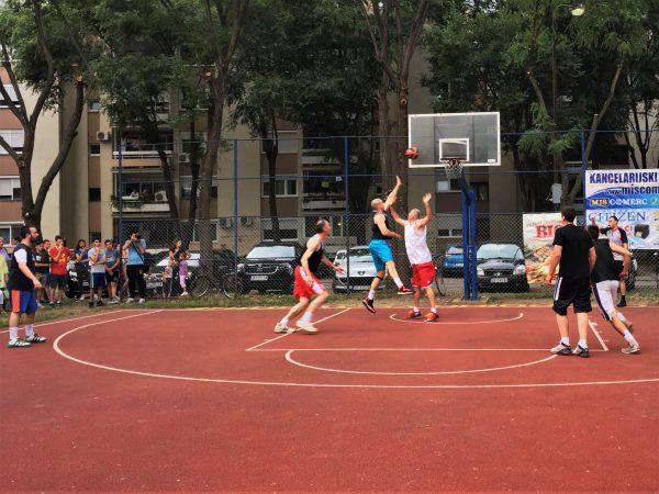 turnir basket 4. jul