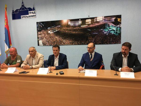 Milivoj Putić, Zoran Ljubotina, Duško Radišić,Pavel Surovi,Mikloš Koso