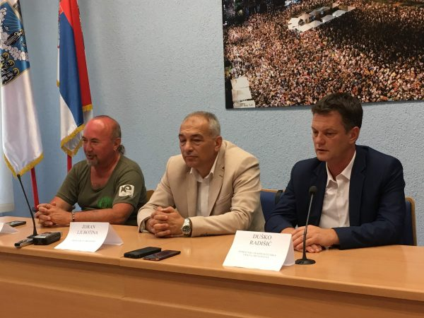 Milivoj Putić, Zoran Ljubotina, Duško Radišić