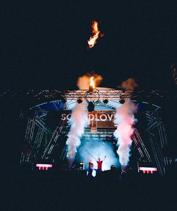 waking george soundlovers festival zrenjanin