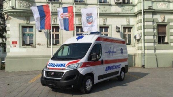 sanitetsko vozilo