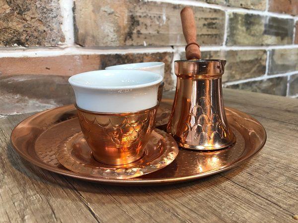 Turksa kafa na tradicionalan način
