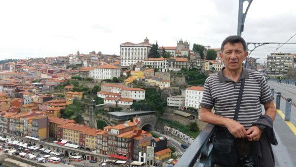 Milorad Stanulov u Portugalu