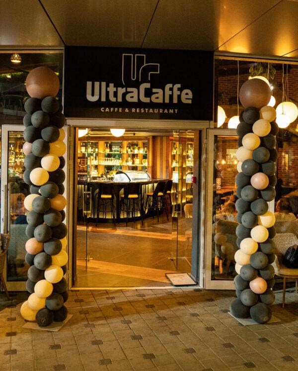 Ultra caffe Zrenjanin otvaranje
