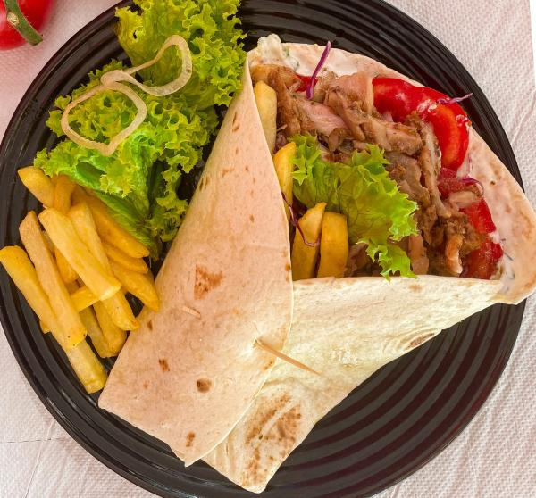 gyros- maxi lunch