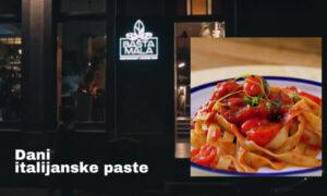 bašta mala dani italijanske paste